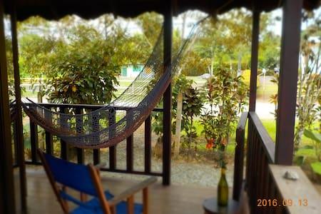 Arena Tropical cabin 1 - Manzanillo - Cabanya