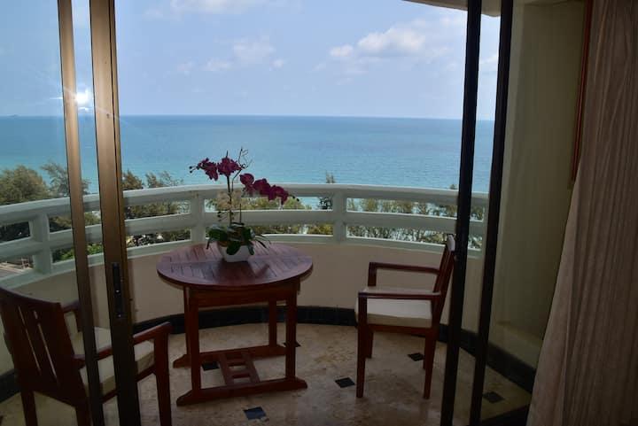 Ocean View Deluxe Apartment in Vip Condo Chain