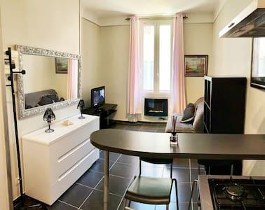 Studio cosy en plein coeur de Martigues
