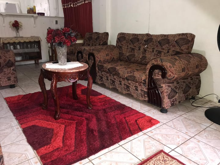 Self-Contained Fully Furnished Two Bedroom