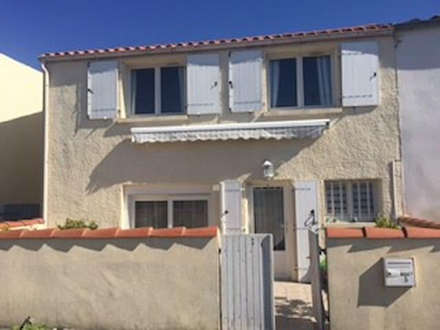 Maison quartier calme proximité La Rochelle/vendée - Andilly - House