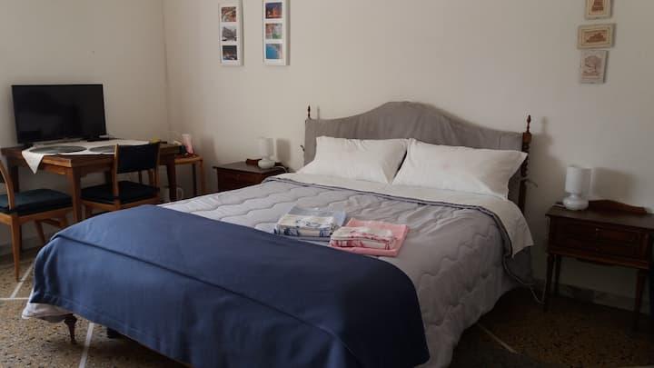 Camera doppia in appartamento condiviso