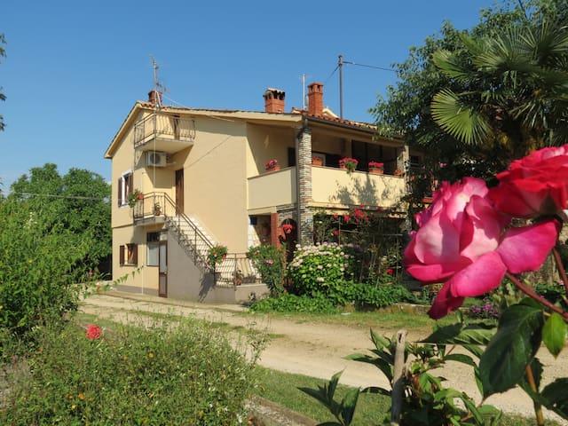 Apartment Mariza in Rosini, Istria