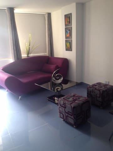 Comodo, ubicado en el mejor sector de la ciudad - Pereira - Apartment