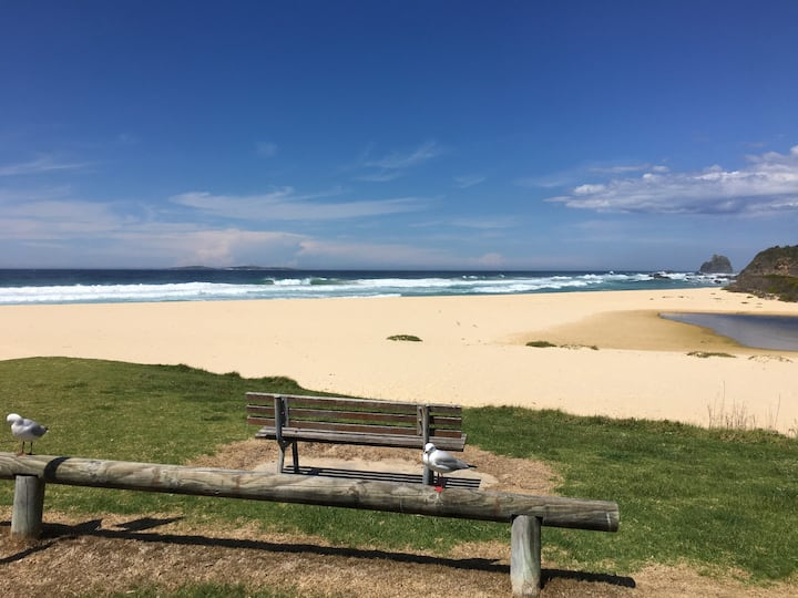Split Level Narooma Townhouse with Ocean Views