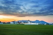 Spectacular Polo Field at Val de Vie Estate