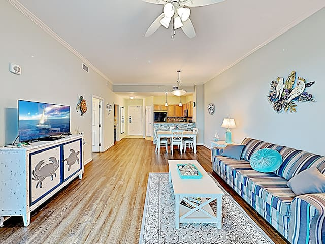 New Listing! Resort Condo at The Palms of Destin