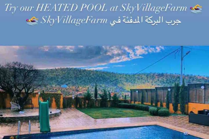 SkyVillageFarm at Amman