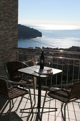 Bella Vista Family Apartment - Dubrovnik - Huoneisto