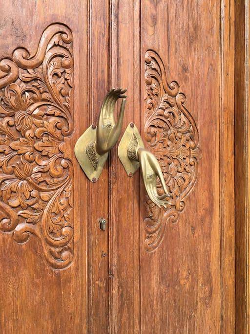 Javanese Gate