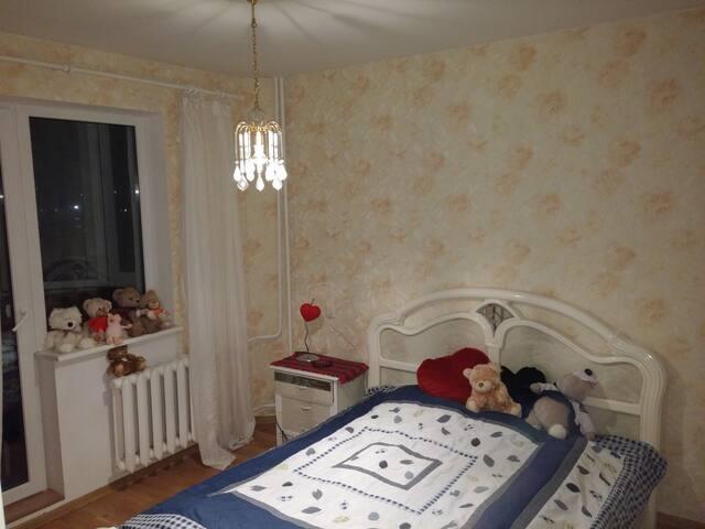 Блок с двух комнат с балконом. - Tallinn - Apartment