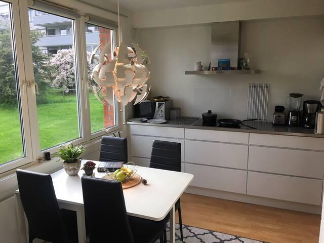 Flott 3 roms leilighet med sentral beliggenhet