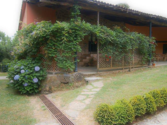 Apartamento en el campo a 27 km de Santiago