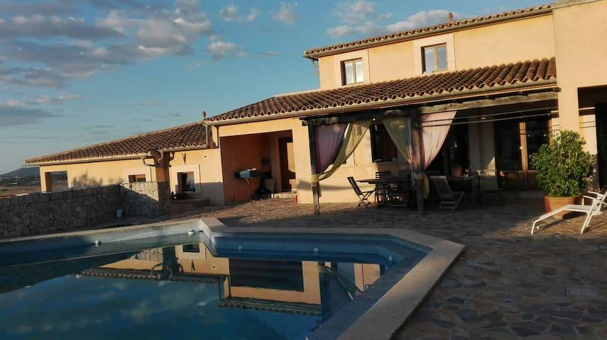 Appartement in ökologischer Finca Mallorca