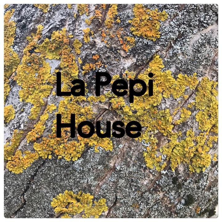 La Pepi house Un refugio ideal para tus escapadas