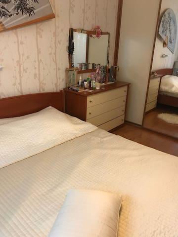 Комната в уютной квартире в Нижнем Новгороде