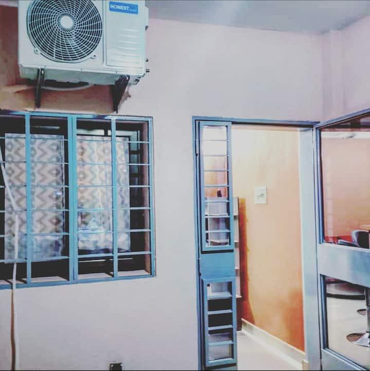 Appartement climatisé convivial wifi canal horizon