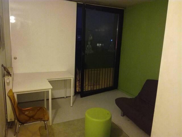 Appartement 19m² à 10mn de Paris Saint Lazare