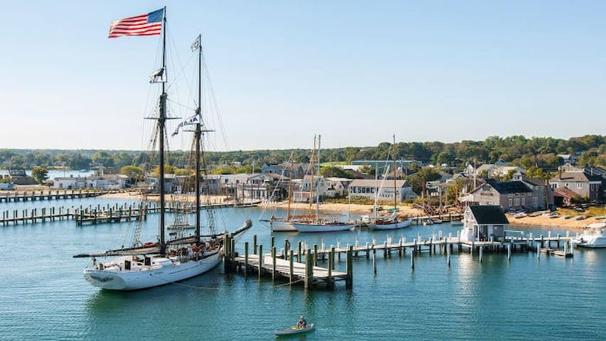 Martha's Vineyard Guidebook