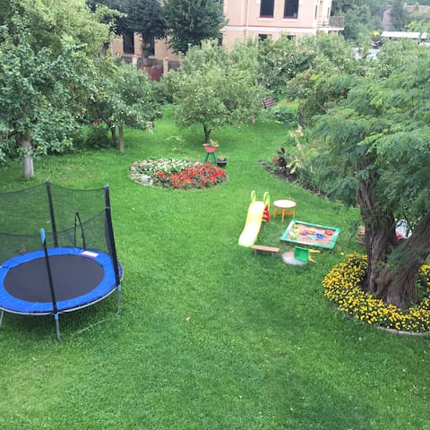 Fantasy park - Ventspils - Serviced flat