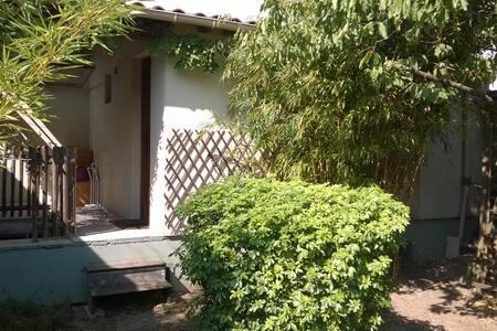 Studio indépendant dans jardin arboré proche Paris - Champigny-sur-Marne
