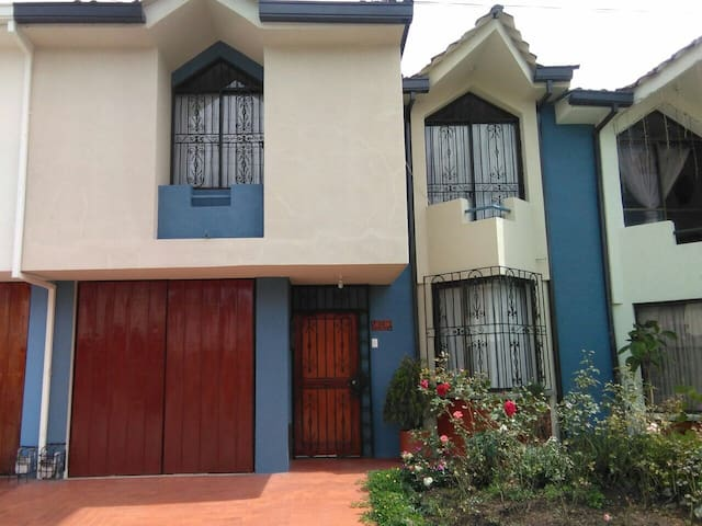 House in a residential complex, excellent location