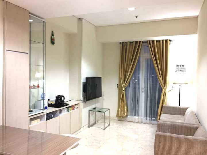 5-6bed 2BR 37FL Puri Orchard,fast acces to airport