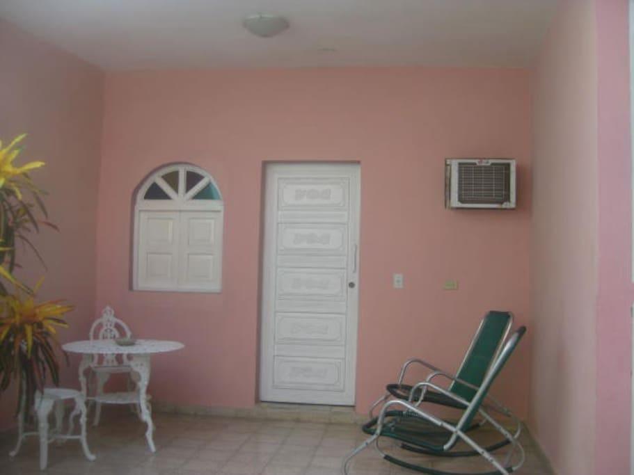 Cabaña  Room 1