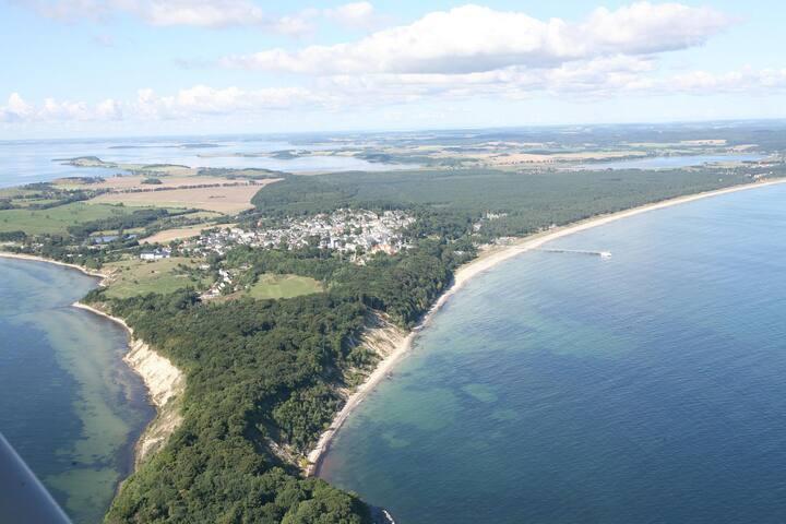 Fewo für 2 Personen im Ostseebad Göhren  auf Rügen