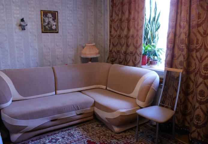 2х комнатная квартира, рядом Большеохтинский мост