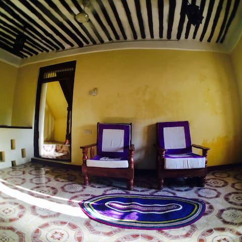 Air Conditioned private Apartment - Zanzibar - Huis