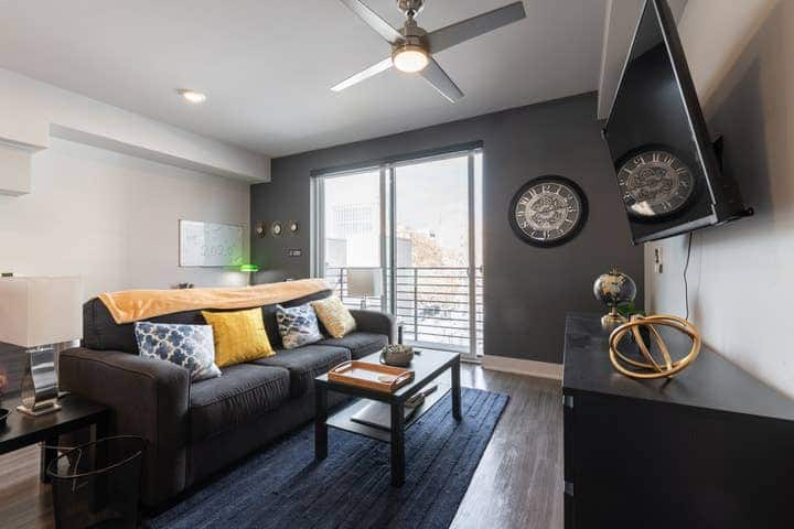 Luxe Apt Next to Golden 1 Downtown | Free Parking