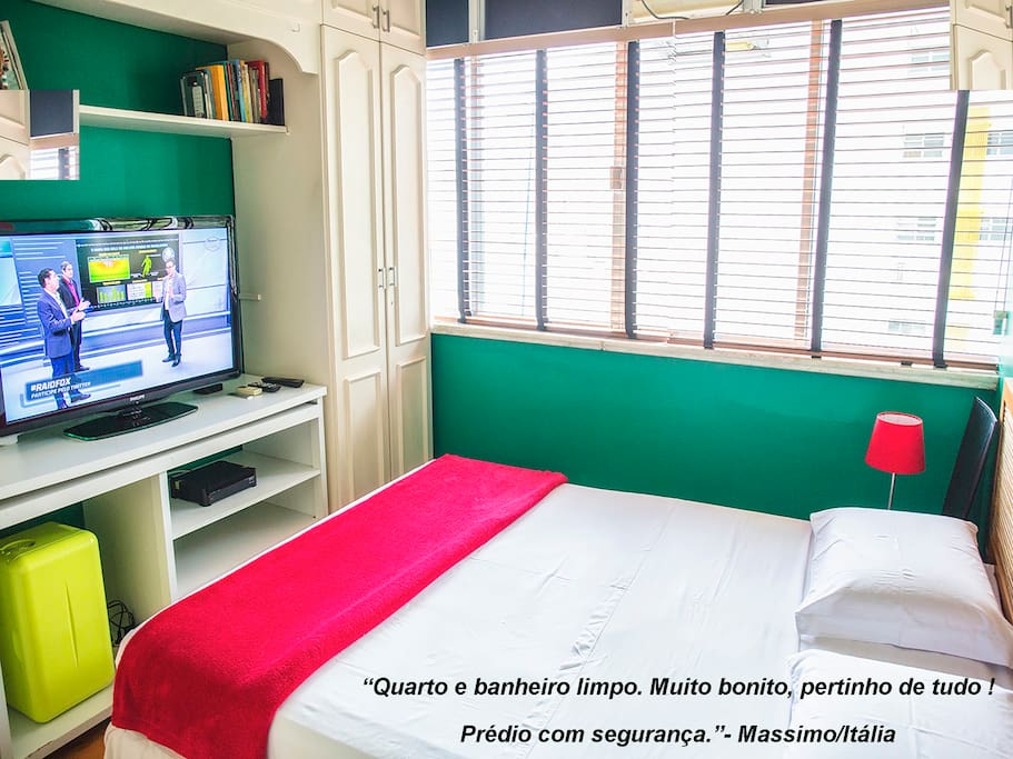 Quarto Privativo