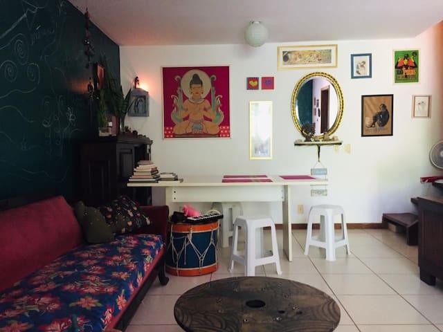 Quarto inteiro - Casa Zen