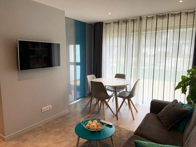 Appartement idéal 33m2 avec parking
