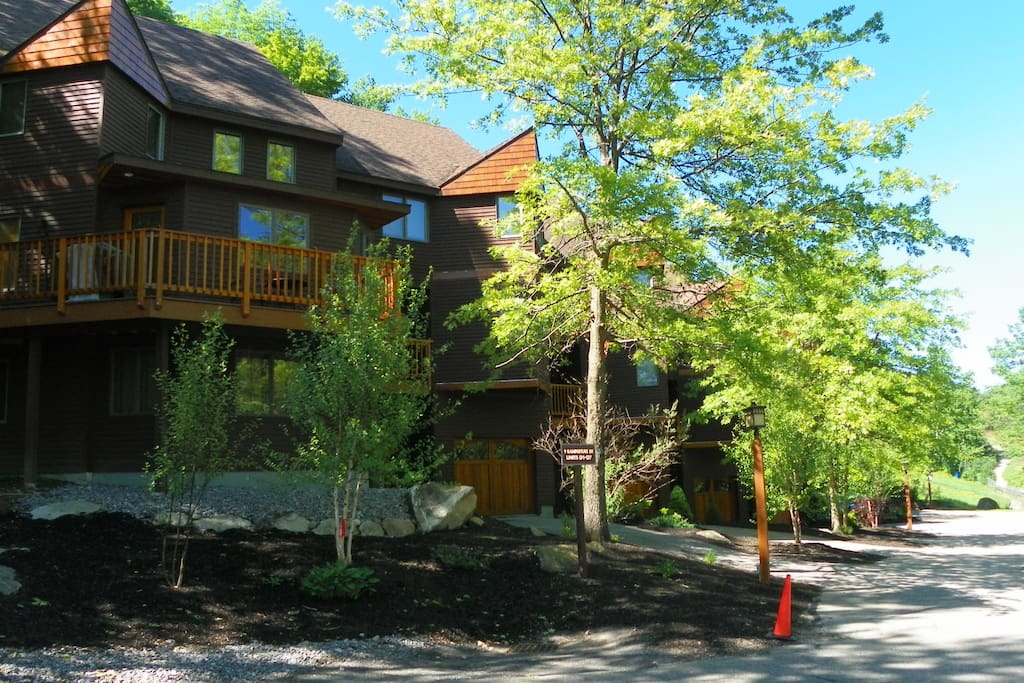 Great Location on Loon Mountain with the Ramshorn Vacation Condo