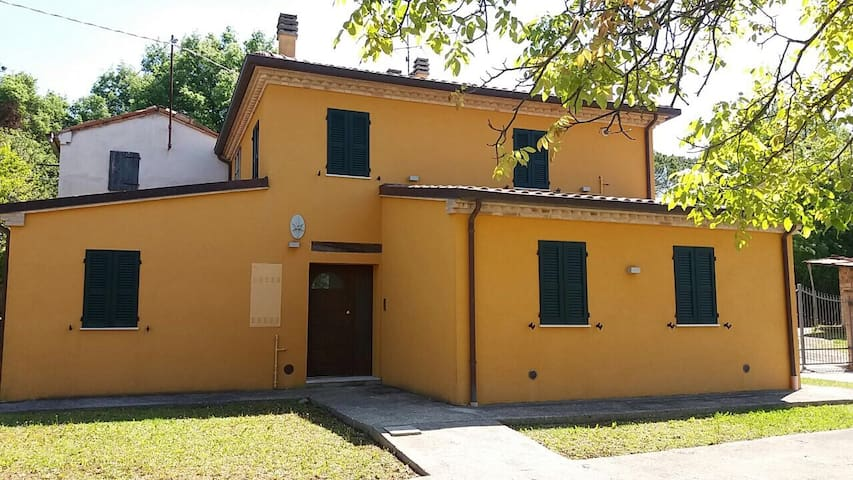 B&B A Casa Nostra - Petriano - Bed & Breakfast