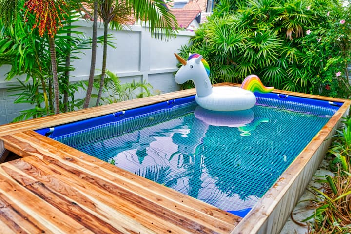 50% Discount Pool Villa close to Walking Street