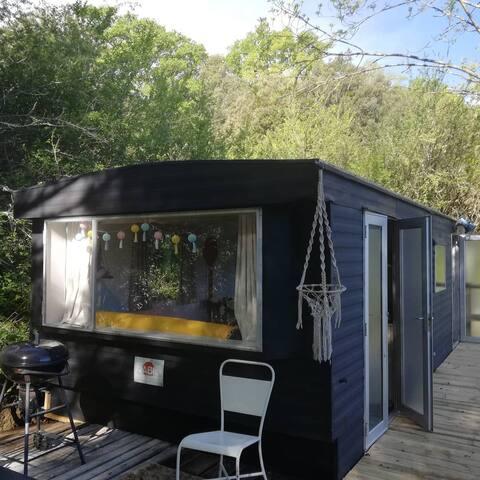 Le bungalow location nature pour 3 pers