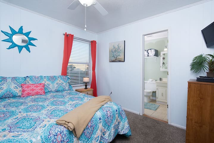 VERY Affordable Family Fun - Steps From The Beach!