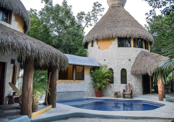 Casa Catarina, una estancia Mindfulness