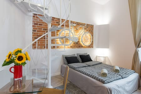 Studio Apartment in Krakow Old Town - Krakova - Huoneisto