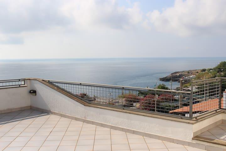 Villa a 30 metri dal mare nel Salento - Marina di Andrano - Villa