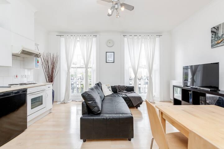 1 bedroom apartment in Camden Town