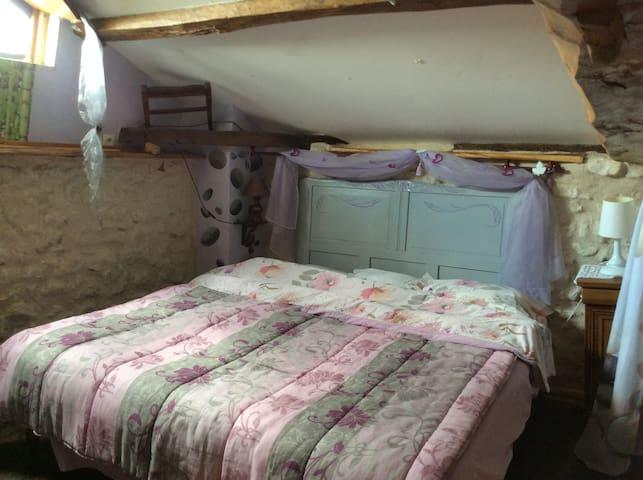 chambre d'hôtes pierre et bois chez denise