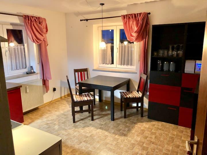 Gemütliche 2,5-Zimmer-Whg in ruhiger Wohngegend