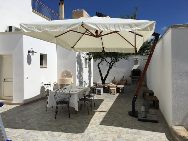 Salento ,Casa a due passi dal mare: ViadelleRose - Taurisano - Дом