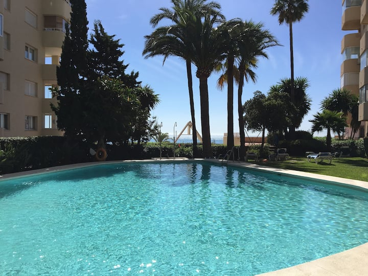Estepona - Lovely Port Apartment  for 2 Persons