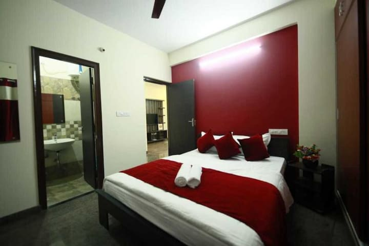 Deluxe Room-Tranquil ABS Orchid Serviced Apartment