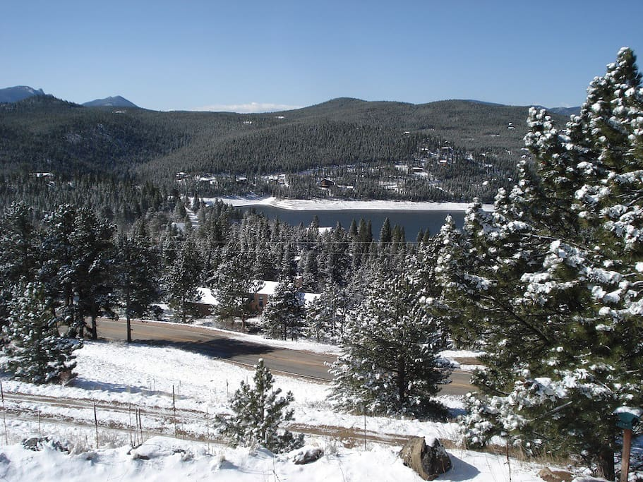 Winter or summer: There is plenty to do near Ned and Bed.